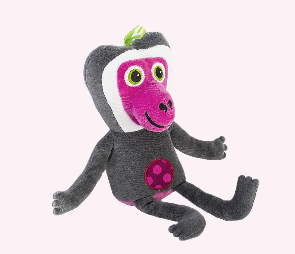 Opičák Bohouš Tojatoy